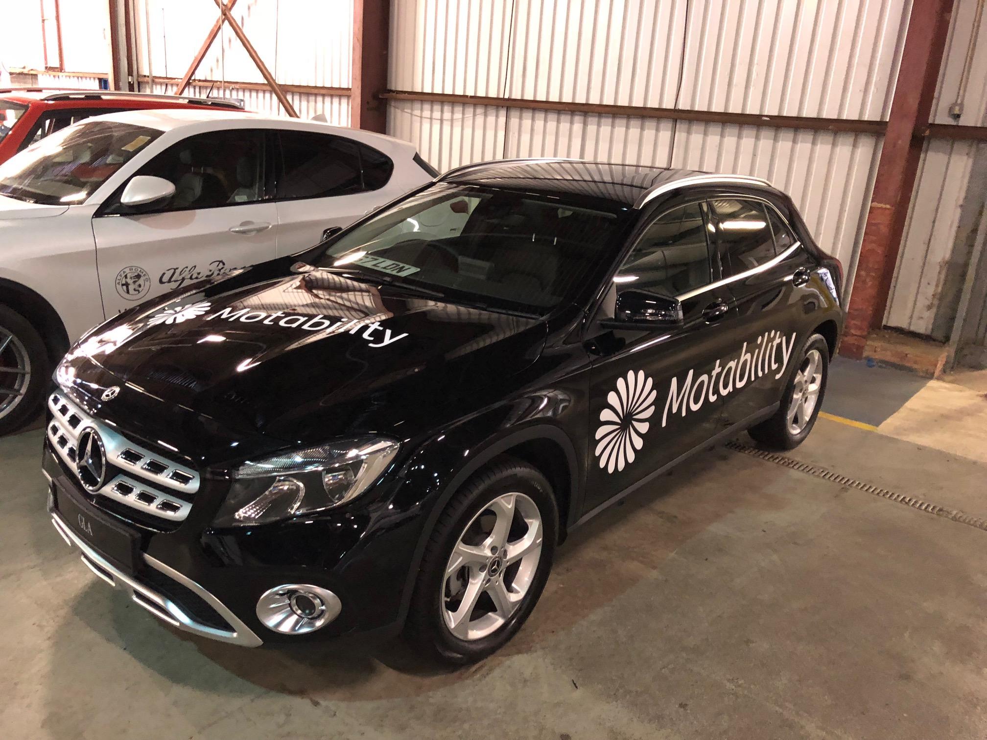 Motability Car