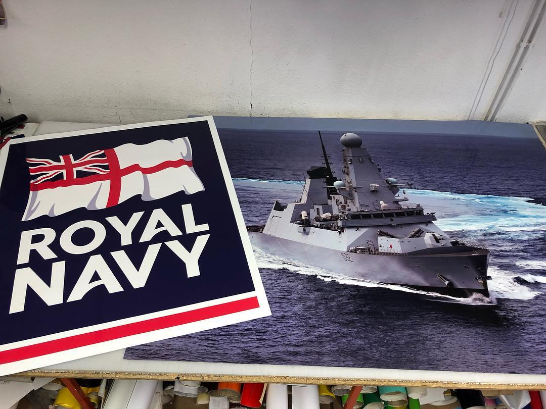 Royal Navy – Case Study